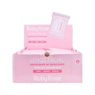 Lenço Demaquilante Ruby Rose HB-200