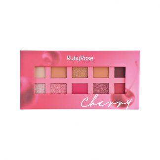 Paleta de Sombra Cherry Ruby Rose HB-1050