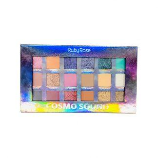 Paleta de Sombra Cosmo Sound Ruby Rose HB-1060