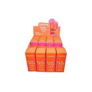 Gel Tint Summer Coral Ruby Rose HB-555
