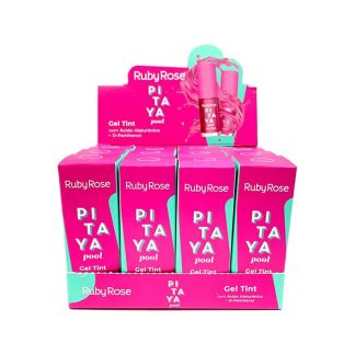 Gel Tint Pitaya Pool Ruby Rose HB-557