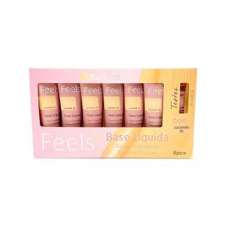 Base Líquida Feels Ruby Rose HB-8053-C50 Caramelo 50