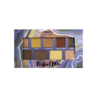 Paleta Perfect Me Dark Ruby Rose HB-7509-D