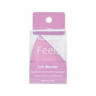 Esponja Soft Blender Feels Ruby Rose HB-S01